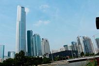 广州东塔周大福中心珠江新城