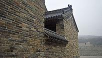 北方古典建筑瓦墙风格