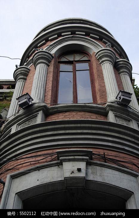 老式欧式建筑图片