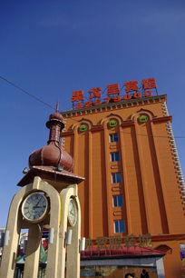 历史建筑果戈里宾馆