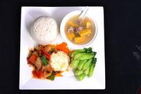 海派回锅肉饭