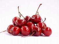 近拍红樱桃图片