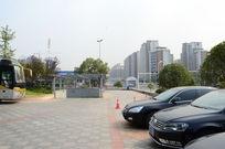 商业广场停车坪