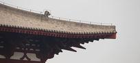 唐朝古建筑飞檐