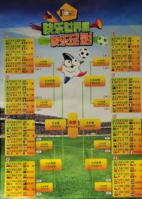 2010年南非世界杯赛程时间表