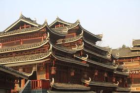 三江侗族建筑