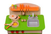 厨房小玩具