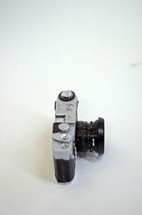 古董旁轴相机