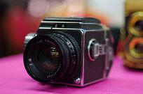 国产老式大画幅胶片相机