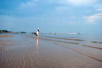 美丽白沙湾