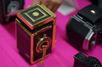 收藏级双反相机