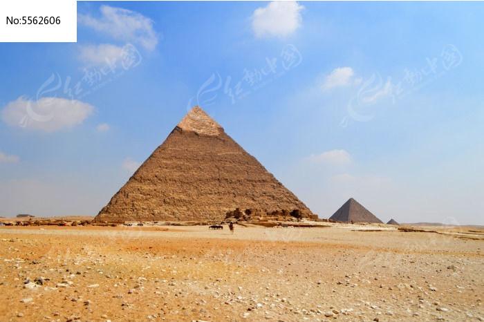 雄伟的金字塔图片,高清大图
