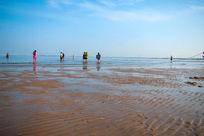 营口白沙湾海滨
