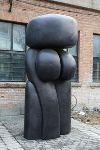 798创意人体雕塑