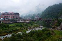 河南林州市石板岩乡风景