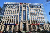 北京金融街丰汇国际大厦外景