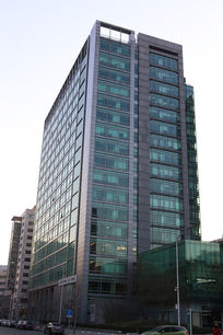 北京金融街农银国际大厦外景