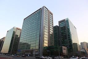 北京金融街中国人寿大楼