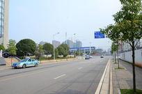 公路交通道路指示线