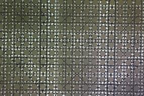 黑白金属线条组成的背景素材