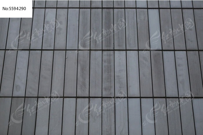 灰色铝合金长条板背景纹理素材