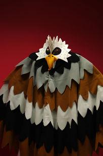 鹰造型服饰服装