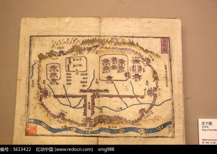 古代汉阳地图