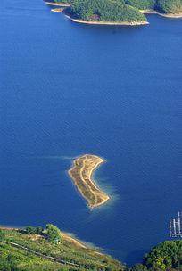 桓龙湖岛屿
