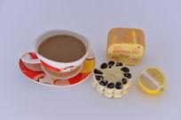 咖啡与糕点