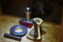 工业轴承部件