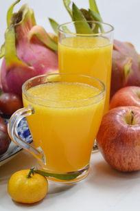 食物苹果果汁图片