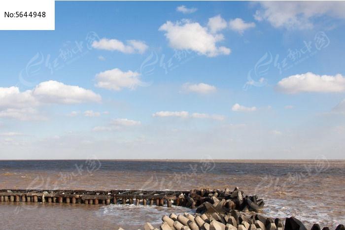 海边海参养殖场