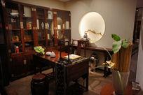 古典书房书桌