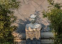 梅兰芳雕像