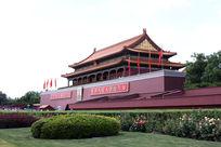 北京天安门风景摄影