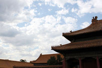 故宫风景摄影图片