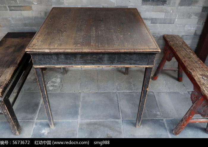 各种木桌制作图解