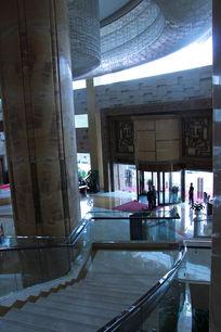 广州阳光酒店大堂