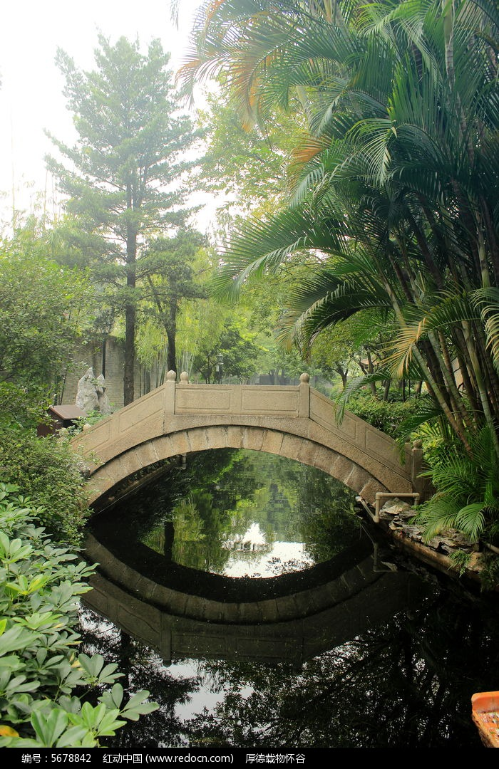 连续石拱桥