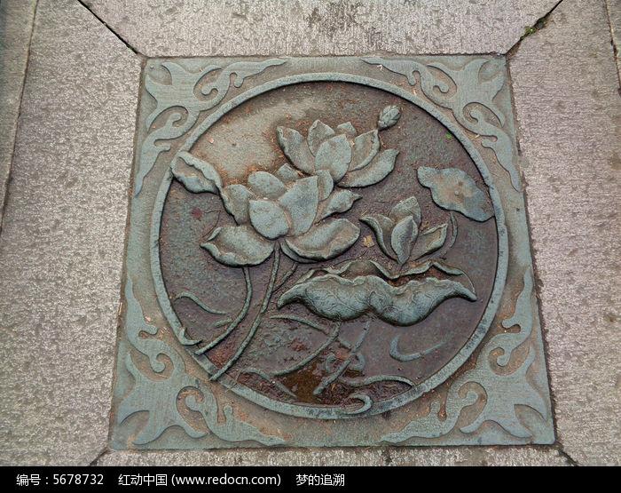 莲花石雕图片,高清大图