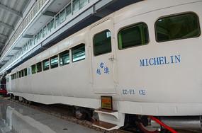 滇越铁路火车车厢