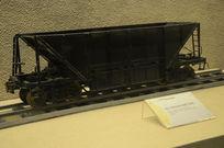 滇越铁路煤车模型