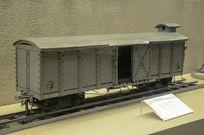 P25国产米轨棚车模型