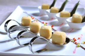 脆皮炸豆腐