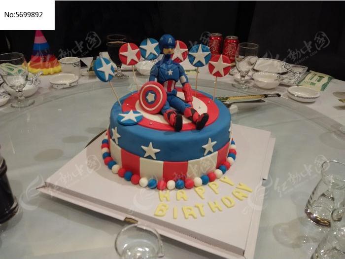 翻糖蛋糕图片,高清大图