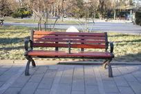 公园里的座椅