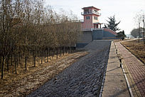 水闸 黄河引水