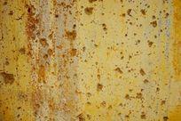 黄旧墙面纹理