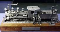 锡器《29号寸轨机车》