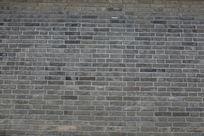 大面积青砖墙纹理背景素材